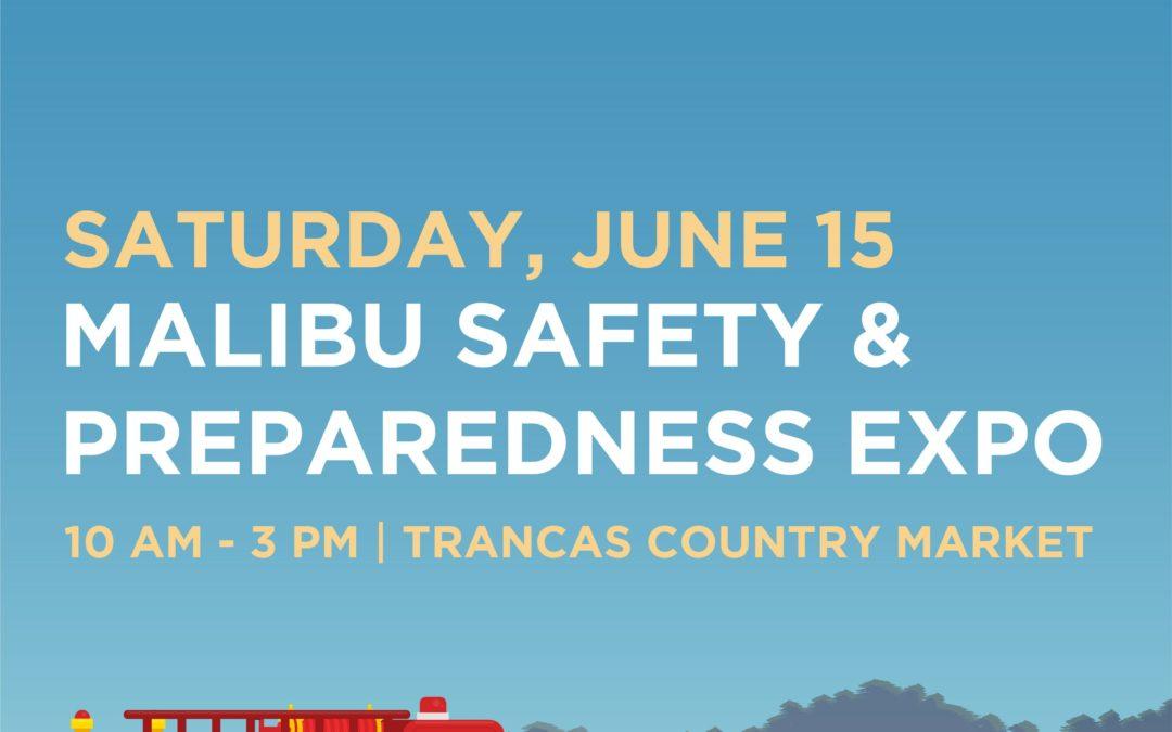 Malibu Safety & Preparedness Expo