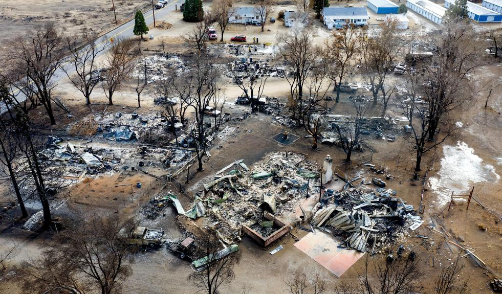 State sets home hardening standards to lower fire risk
