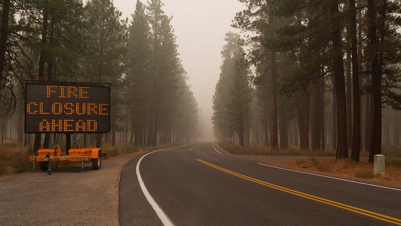 OSU study: Unprecedented combination of weather, drought fueled devastating 2020 wildfires