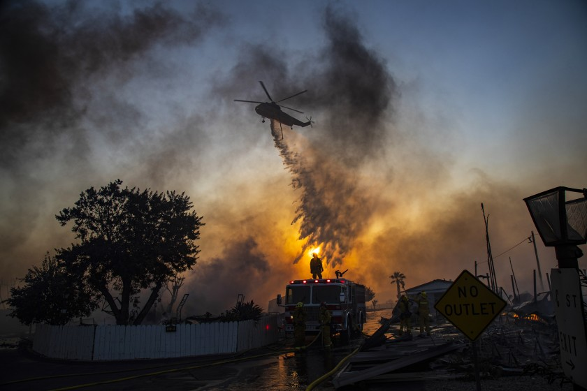 California unveils sweeping wildfire prevention plan amid record fire losses and drought