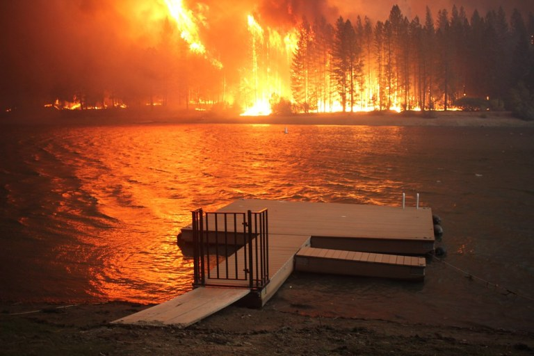 California Wildfires are Already Outpacing Last Year's Historic Fire Season
