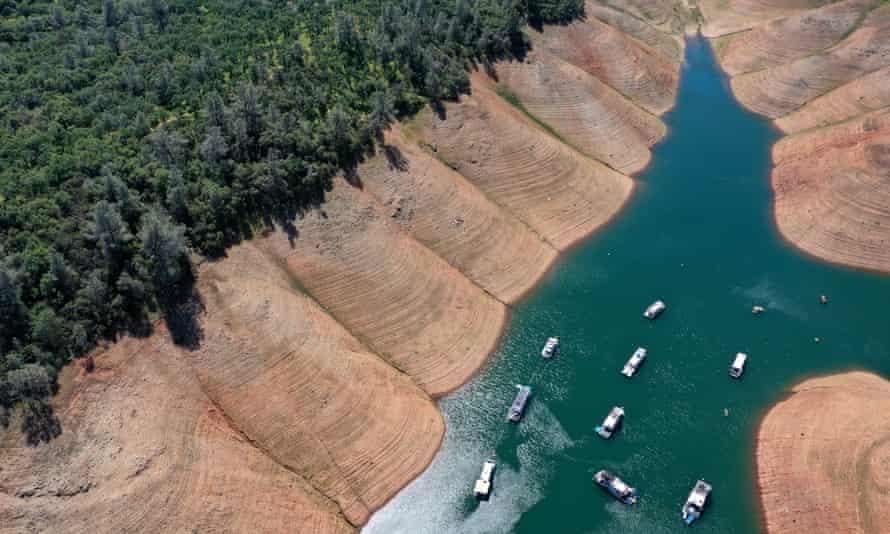 California declares drought emergency across vast swath of state
