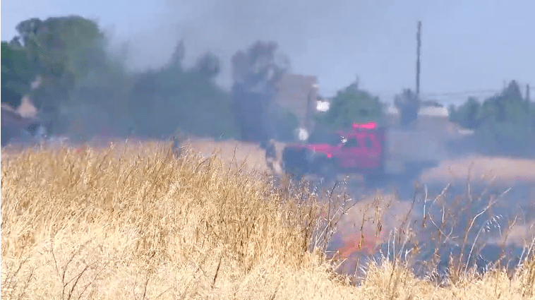 Firefighters on high alert as extreme fire conditions arrive earlier than normal