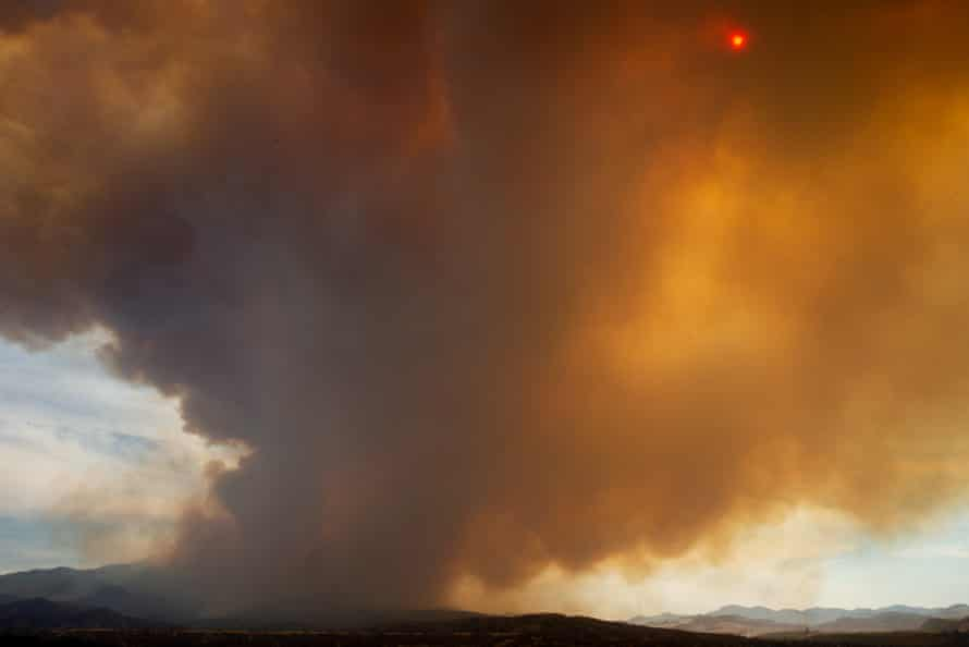 Telegraph fire burns more than 80,000 acres to become 10th largest in Arizona history