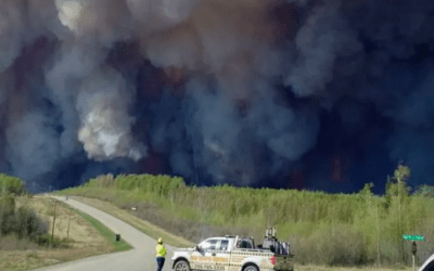 We can't predict the next wildfire disaster – but we can plan for it