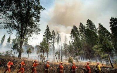 Underpaid firefighters, overstretched budgets: The U.S. isn't prepared for fires fueled by climate change