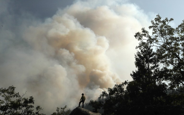 Amid unprecedented fire season, L.A. officials urge residents to be prepared